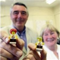 Bill and Moira Lego