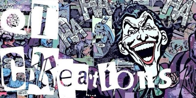 Qt ComicCreations