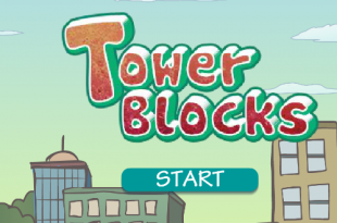 Tower Blocks - School Game