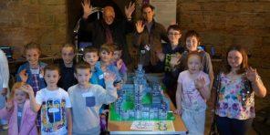 LEGO Castle Caernarfon