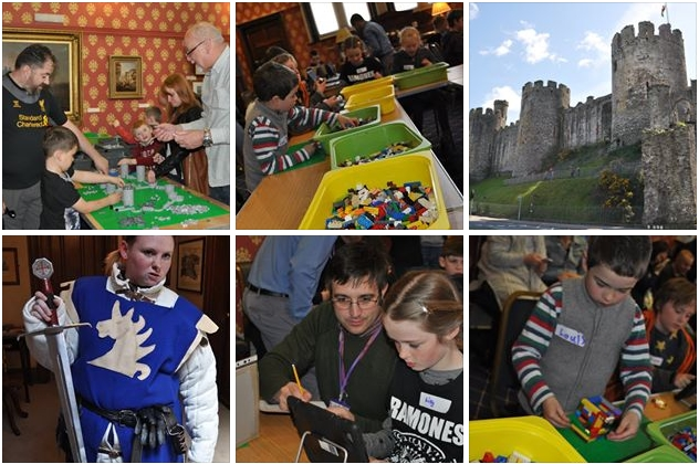 Conwy Create with Cadw Workshops