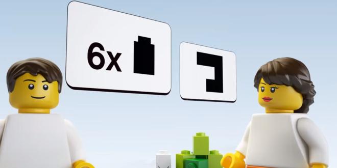 LEGO MoreToMath