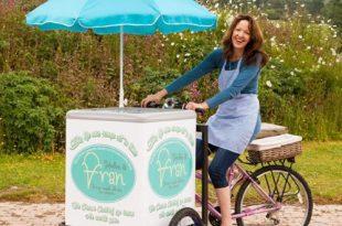 Aran Hufen Ia Ice Cream