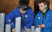 Caernarfon Castle Easter Workshop on Friday 1st, Morning