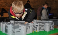 Caernarfon Castle Easter Workshop on Monday 28th, Morning