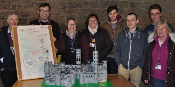 Caernarfon Castle Easter Workshops