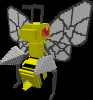 Pixelmon Beedrill