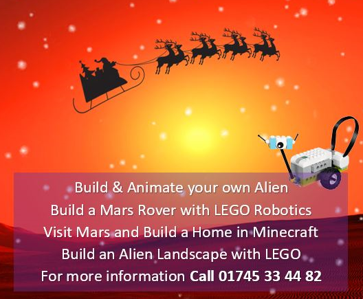 Life on Mars Christmas Event