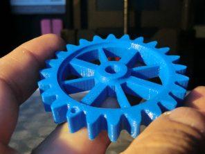 3D Printed Cog