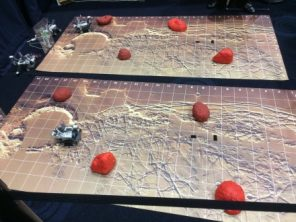 LEGO MARS ROVERS
