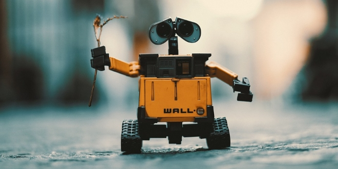 Robot WallE