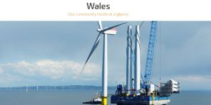 Innogy Renewable UK Ltd – North Hoyle / Rhyl Flats Grant Scheme
