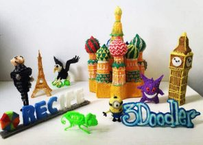 3D Printer Pen Creations