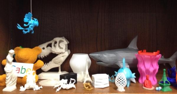 3D Prints Range