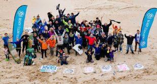 Rhyl Beach Cleanup
