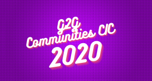 G2G Communities CIC 2020